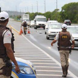 Seinfra e PM realizam blitzes educativas nas rodovias estaduais