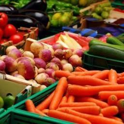 Alimentos impulsionaram inflação com alta de 1,26%