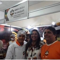 Festival recebe alunos de Fábricas-Escolas do Chocolate de Gandu