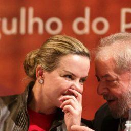 PT convoca reunião para discutir situação de Lula