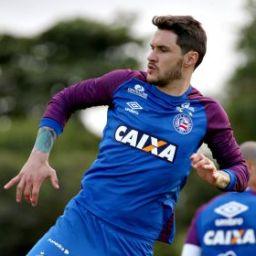 Com volta de Tiago, Bahia tem 23 relacionados para enfrentar o Inter