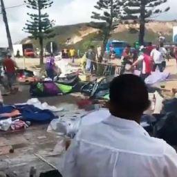 Moradores de Pacaraima se revoltam e expulsam venezuelanos