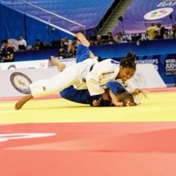 Érika Miranda fatura bronze e garante 1ª medalha para o Brasil no Mundial de Judô