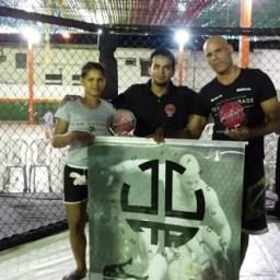 Atletas de Ipiaú vencem lutas de MMA na cidade de Ubaíra