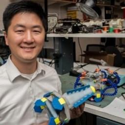 Engenheiro desenvolve robô que identifica vazamentos e ajuda a evitar o desperdício de água.