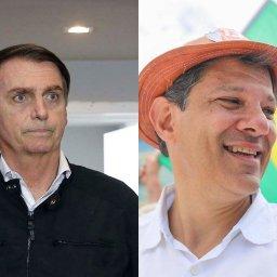 Vox Populi: Bolsonaro e Haddad estão empatados
