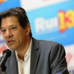 Haddad admite erros do PT e propõe combate a corrupção em estatais