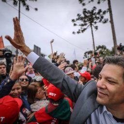 "Ibope: Haddad ""decola"" e já vence Bolsonaro na capital paulista"
