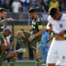 Palmeiras vence Ceará e amplia liderança no Campeonato Brasileiro