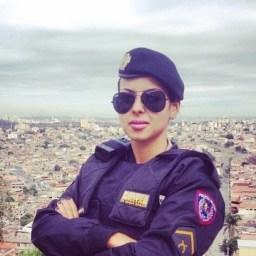 Policial militar de Minas Gerais é eleita a Musa do Cruzeiro 2018