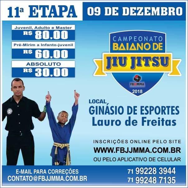 11%C2%AA-Etapa-do-Campeonato-Baiano-de-Jiu-JItsu-09-12-em-Lauro-de-Freitas 11ª Etapa do Campeonato Baiano de Jiu Jitsu – 09/12 em Lauro de Freitas