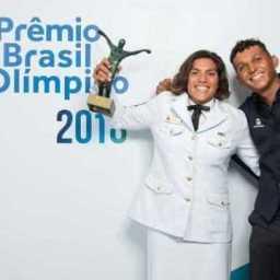 Ana Marcela e Isaquias Queiroz são eleitos melhores atletas Olímpico de 2018