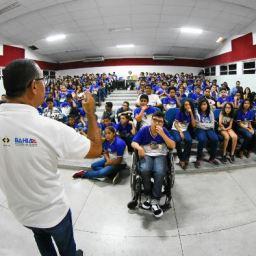 Detran faz 118 mil abordagens e alcança mais de 200 mil pessoas em ações educativas no ano