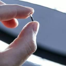 Microchips sob a pele permitem pagar sem dinheiro ou cartão