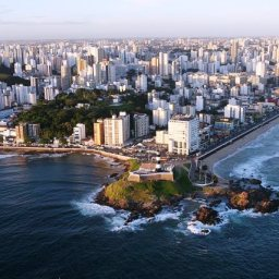 Bahia é eleita melhor estado turístico em pesquisa Datafolha
