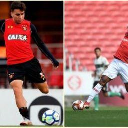Vitória está perto de anunciar Andrigo e Thales em troca com o Inter por Neilton