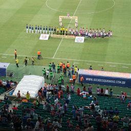Baianão: Bahia perde por 2 a 0 para o Bahia de Feira na Fonte Nova