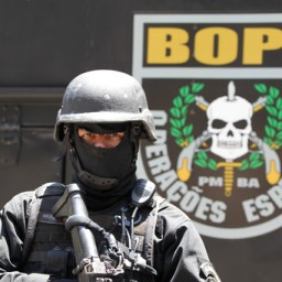 Bope capacita policiais militares para atuação em situações de alto risco