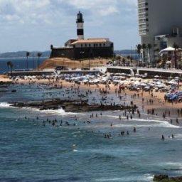 Cidades baianas estão entre os destinos mais procurados por brasileiros para férias