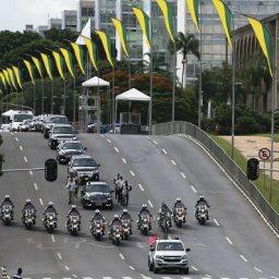 Com até água proibida, esquema de segurança na posse de Bolsonaro será o maior da história