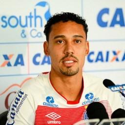 Edigar Junio deixa o Bahia: 'Faço parte da história desse clube'