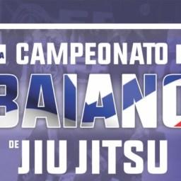 FIJJD: 1ª Etapa do Campeonato Baiano de JIu Jitsu – 24/02 em Feira de Santana