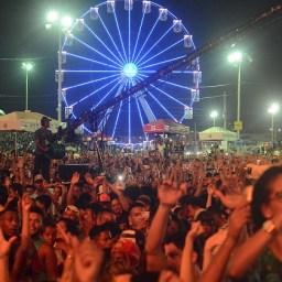 Mais de 2,1 milhões de pessoas participaram do Festival Virada Salvador