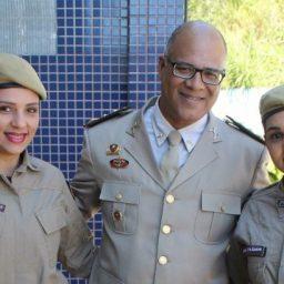 Gandu: Major Francisco parabeniza a PM/BA pelos 194 anos de fundação