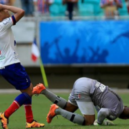 Após perder para o Sampaio Corrêa, Bahia é eliminado do Nordestão