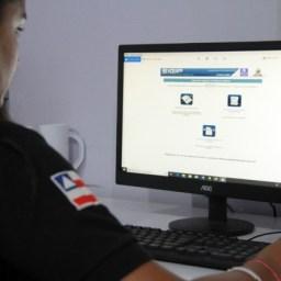 Delegacia Digital computa mais de mil ocorrências desde quinta