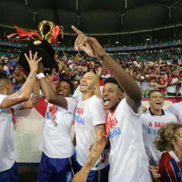Baianão recupera confiança do Tricolor à Série A do Brasileiro