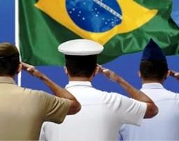 Concursos militares oferecem 2.130 vagas de nível médio para homens e mulheres
