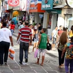 Vendas do varejo baiano crescem 0,7% de janeiro para fevereiro