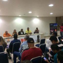 Encontro de rádios comunitárias fortalece comunicação regional