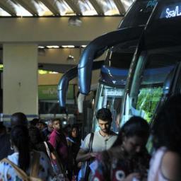 Rodoviária oferece 1.800 horários extras na operação São João