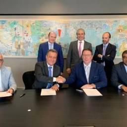 Missão do Governo apresenta oportunidades da Bahia para empresa italiana