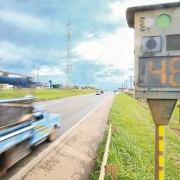 Rodovias federais terão mil radares de velocidade em parceria com o MPF, diz Ministro