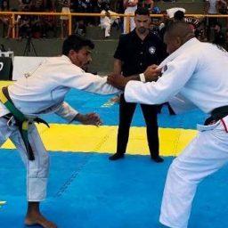 7ª etapa do campeonato Baiano de Jiu-Jitsu: 20/10 em Santo Estevão