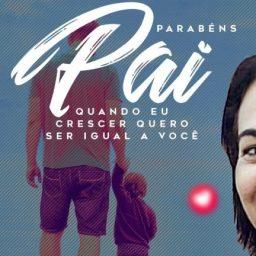 Mensagem da Vereadora Rita Liderança em homenagem ao Dia dos Pais