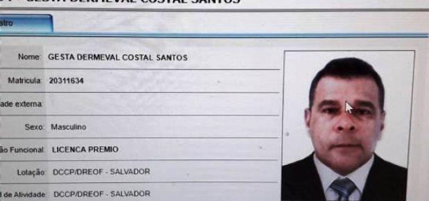 Delegado-%C3%A9-assassinado-em-estabelecimento-comercial-em-Feira-de-Santana Feira de Santana: delegado é assassinado em estabelecimento comercial