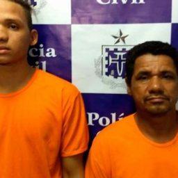 Pai e filho são presos suspeitos de matar vizinho por causa de dívida de IPTU