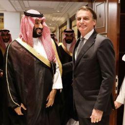 Brasil e Arábia Saudita fecham parcerias para investimentos