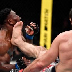 Vídeo: chute frontal impressiona entre os nocautes e finalizações do UFC Moscou; assista a todos