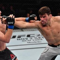 UFC: Demian Maia sobe quatro posições no ranking após vitória em Cingapura