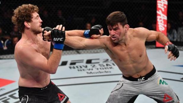 Demian-Maia-sobe-quatro-posi%C3%A7%C3%B5es-no-ranking-ap%C3%B3s-vit%C3%B3ria-em-Cingapura UFC: Demian Maia sobe quatro posições no ranking após vitória em Cingapura