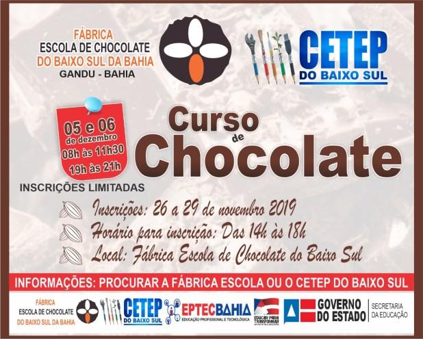 F%C3%A1brica-Escola-promove-curso-de-chocolate-em-Gandu CETEP: Fábrica-Escola  promove curso de chocolate em Gandu