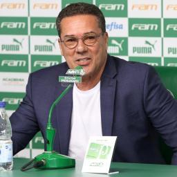 Luxemburgo tem chance de voltar ao topo no Palmeiras