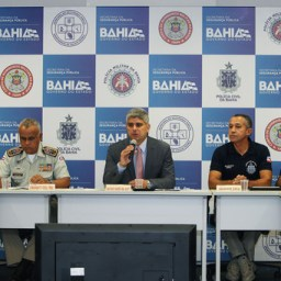 Secretaria da Segurança Pública apresenta balanço de ações