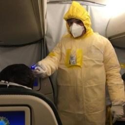 Coronavírus: Aviões da FAB decolam de Wuhan com brasileiros resgatados