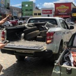 Em meio à pandemia do coronavírus, Prefeitura de Jaguaquara e Polícia Militar aprendem carne